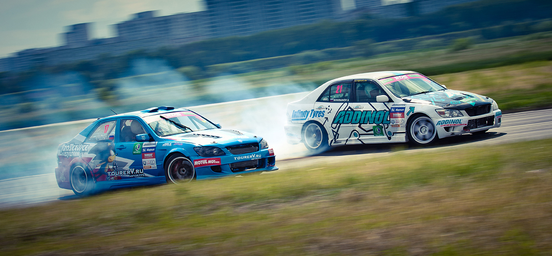 RDS Russian Drift Series Stage 3